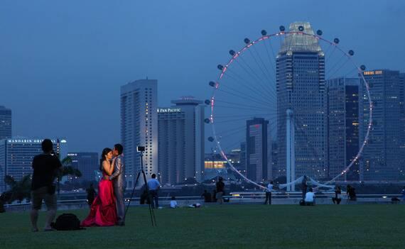 Pôr do sol na Ásia: 5 lugares para assistir