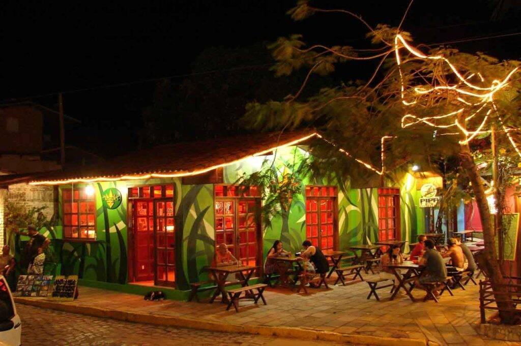 Um daqueles lugares charmosinhos em Pipa, Rio Grande do Norte. | Foto: Natal + Pipa