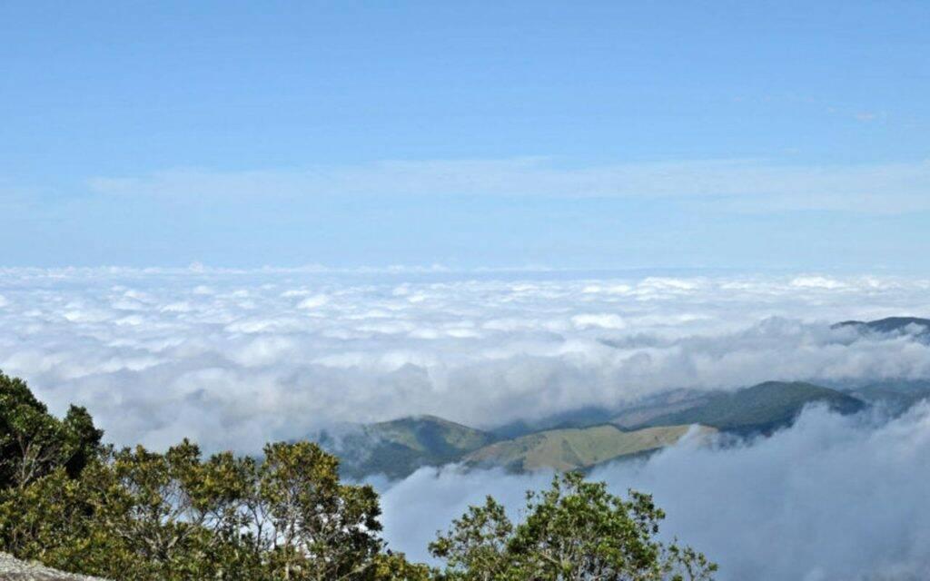 A natureza serrana de Monte Verde, MG. | Foto: Visite Monte Verde