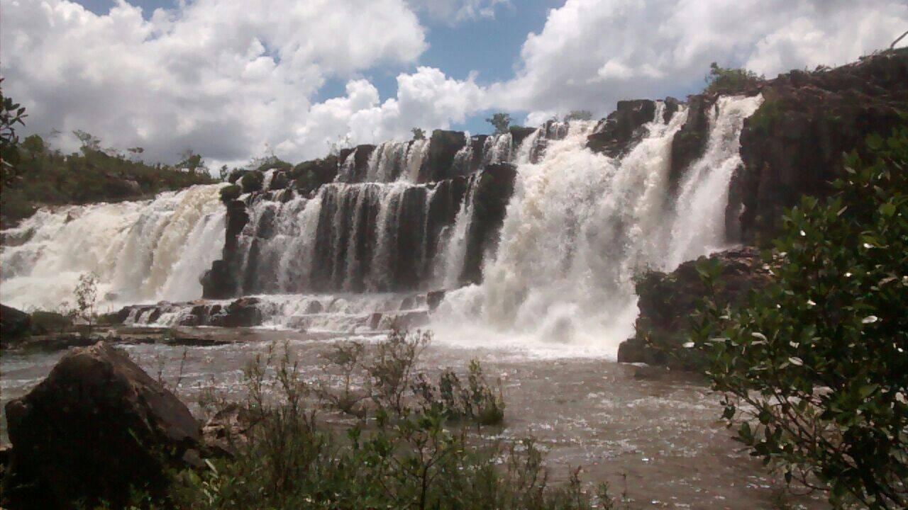 Cachoeira da Muralha – Cataratas dos Couros