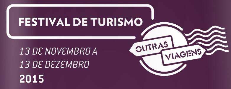 """""""Festival de Turismo e outras viagens"""" do SESC"""