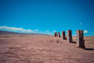 A profissão de arqueologista te permite viajar para lugares incríveis.
