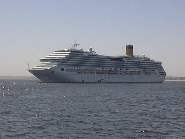 Costa Serena: o começo. Um novo navio após um transfer confuso