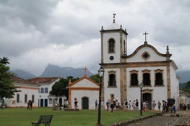 Igreja de Santa Rita. Foto de: Bruno Miguel.
