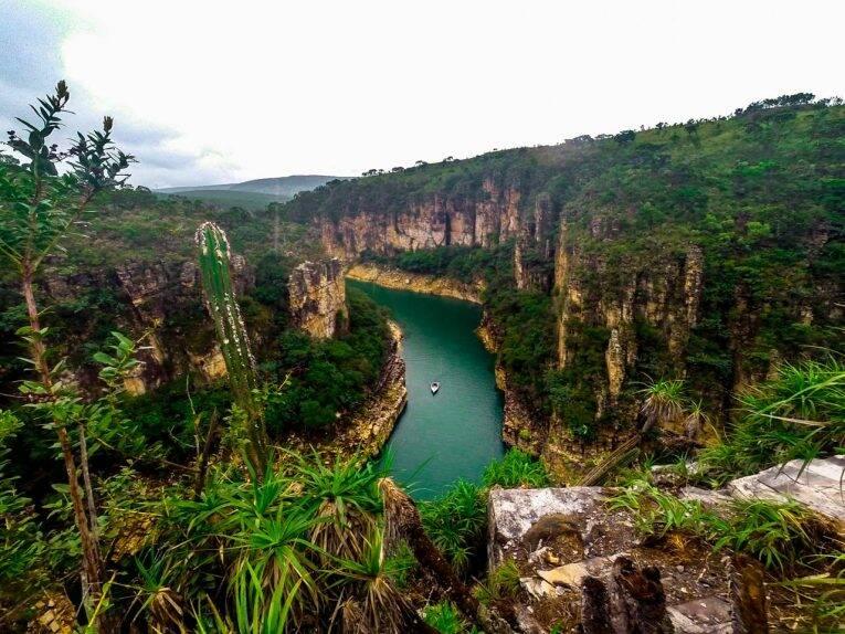 Capitólio: guia do paraíso em Minas Gerais