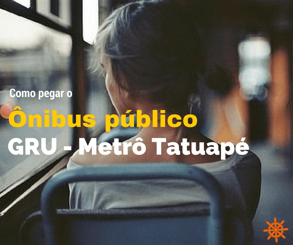 Como chegar e sair do aeroporto de Guarulhos de forma barata