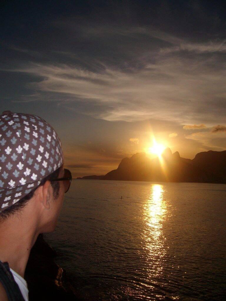 Pôr-do-Sol no Arpoador, ótimo lugar para um fim de tarde no Rio de Janeiro