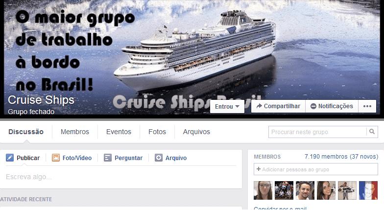 Grupos de Crew no Facebook: informações, dicas e muito mais (melhor ajuda, impossível)