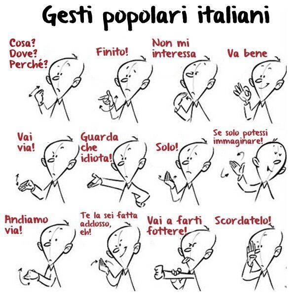 Gestos dos italianos com as mãos: entenda o que significam os gestos que rodam o mundo