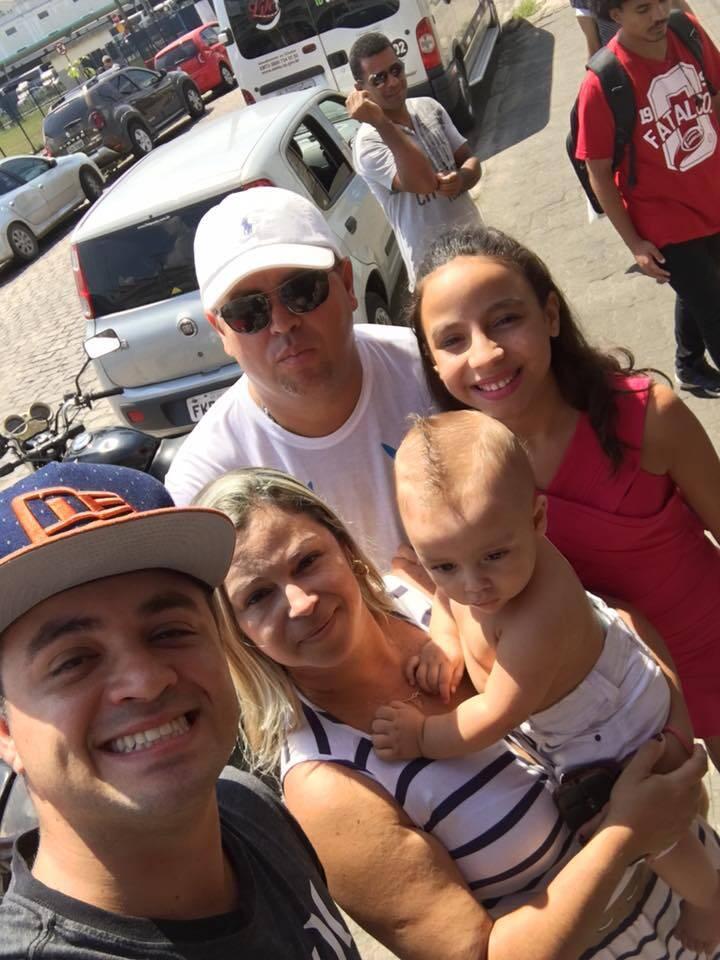 Porto de Santos - família