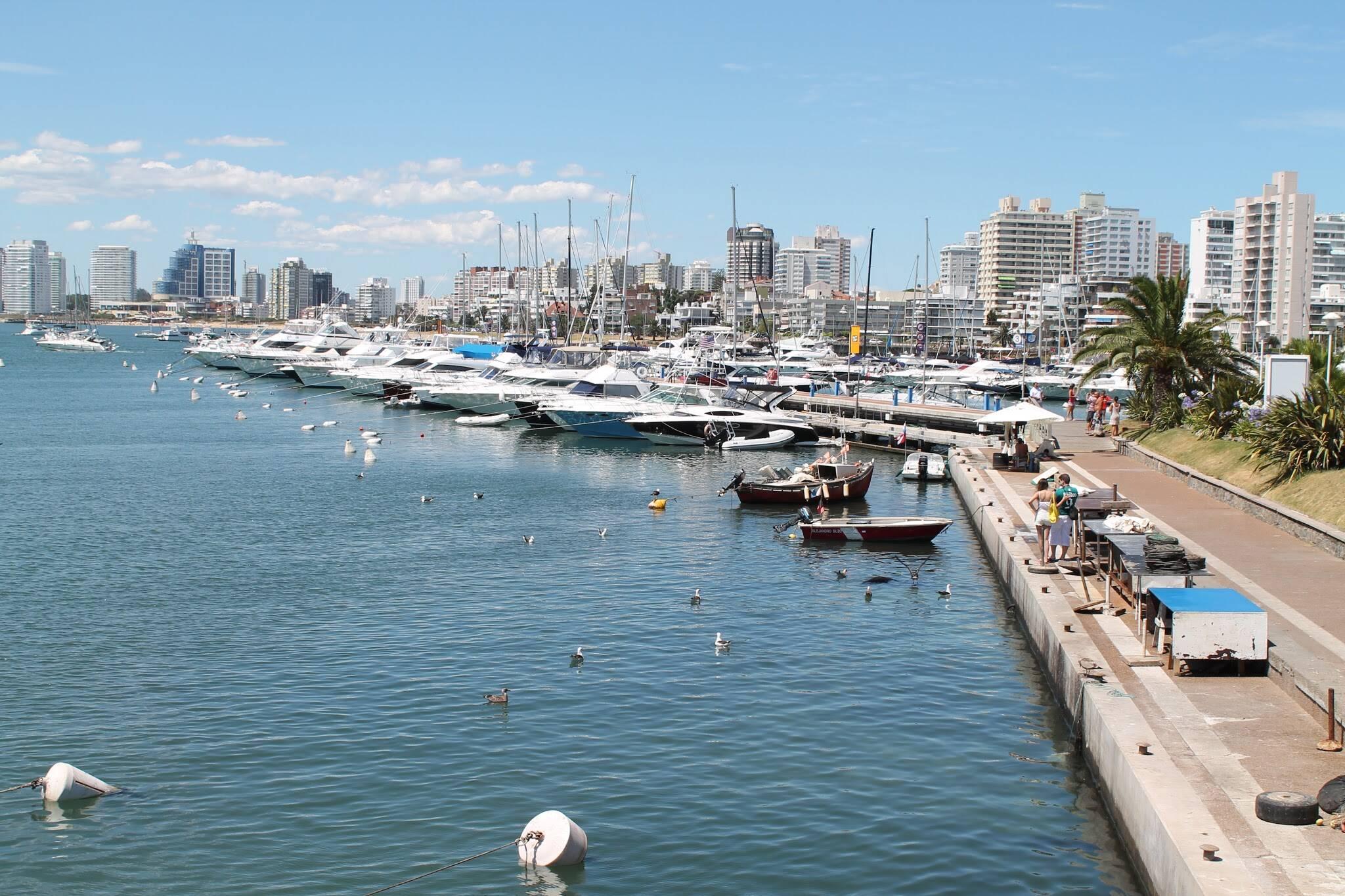 Punta Del Este_pier
