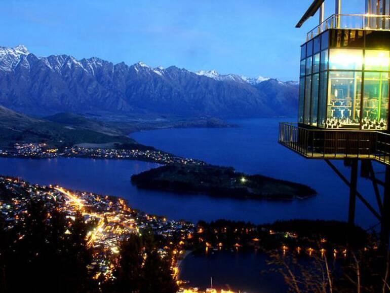Skyline Restaurant (Queenstown, NZ)