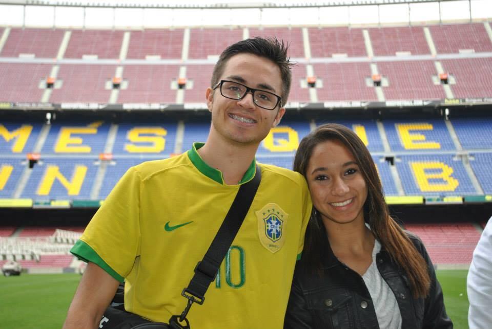 Dessa - Camp Nou - Barcelona
