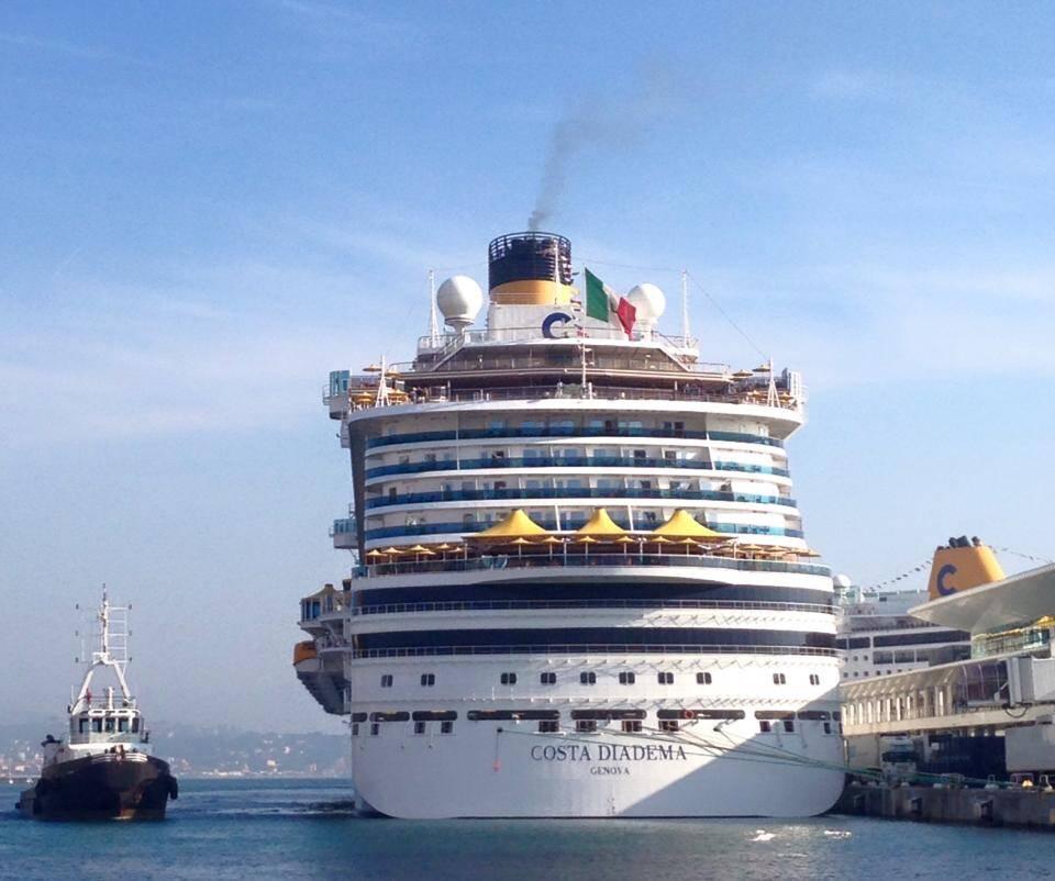 Costa Serena: Dois cruzeiros para o crossing e os embarques surpresas