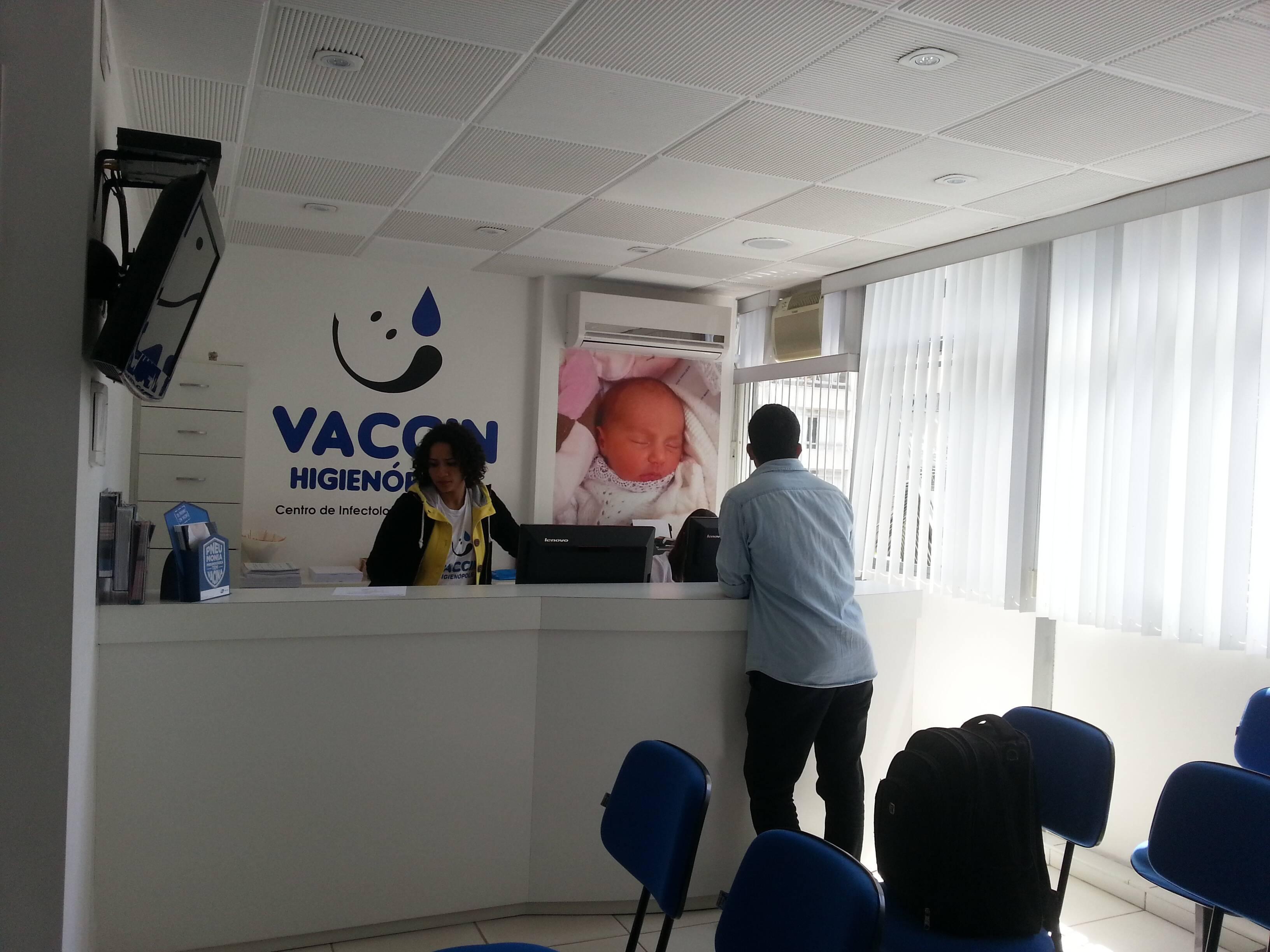 Vacinas necessárias para viajar