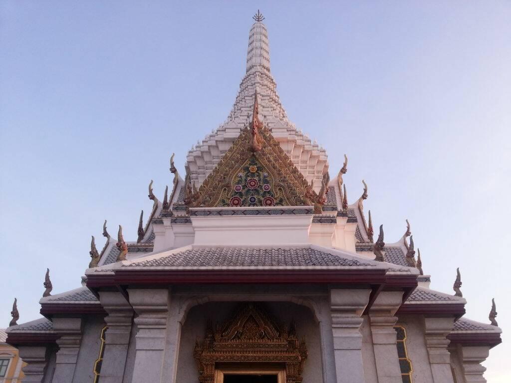 Shrine Temple - primeiros dias de viagem