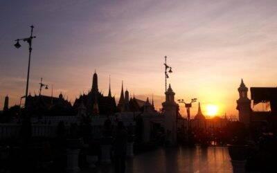 Primeiros dias na Tailândia. Por: Victória Farina
