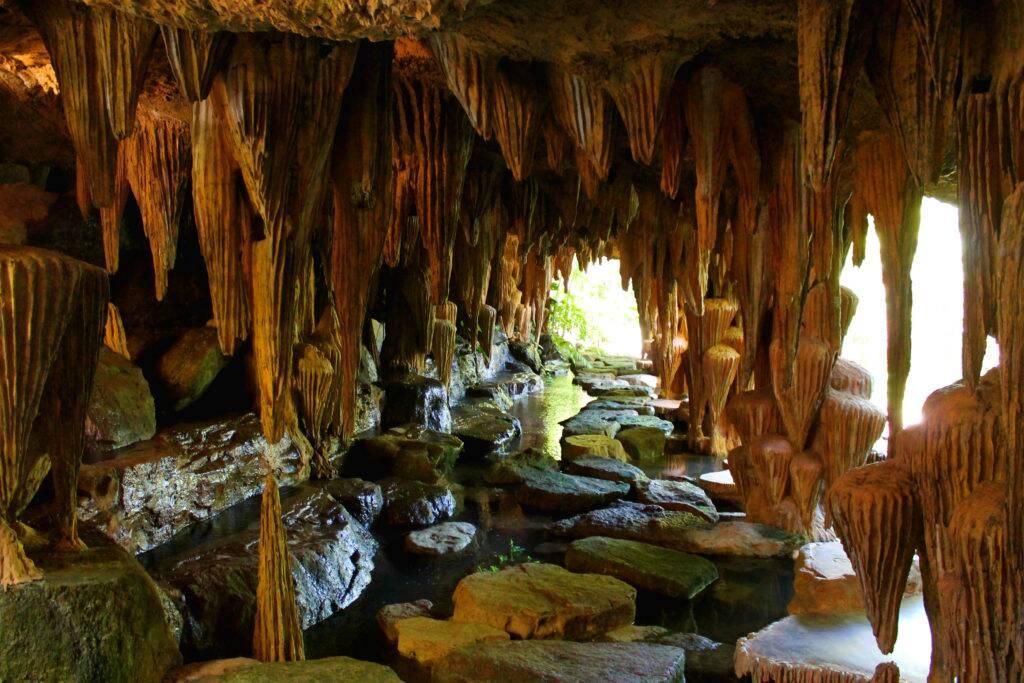 Meditation Cave - Um lugar tranquilo para quem gosta de meditar - Panviman Chiang Mai Spa Resort