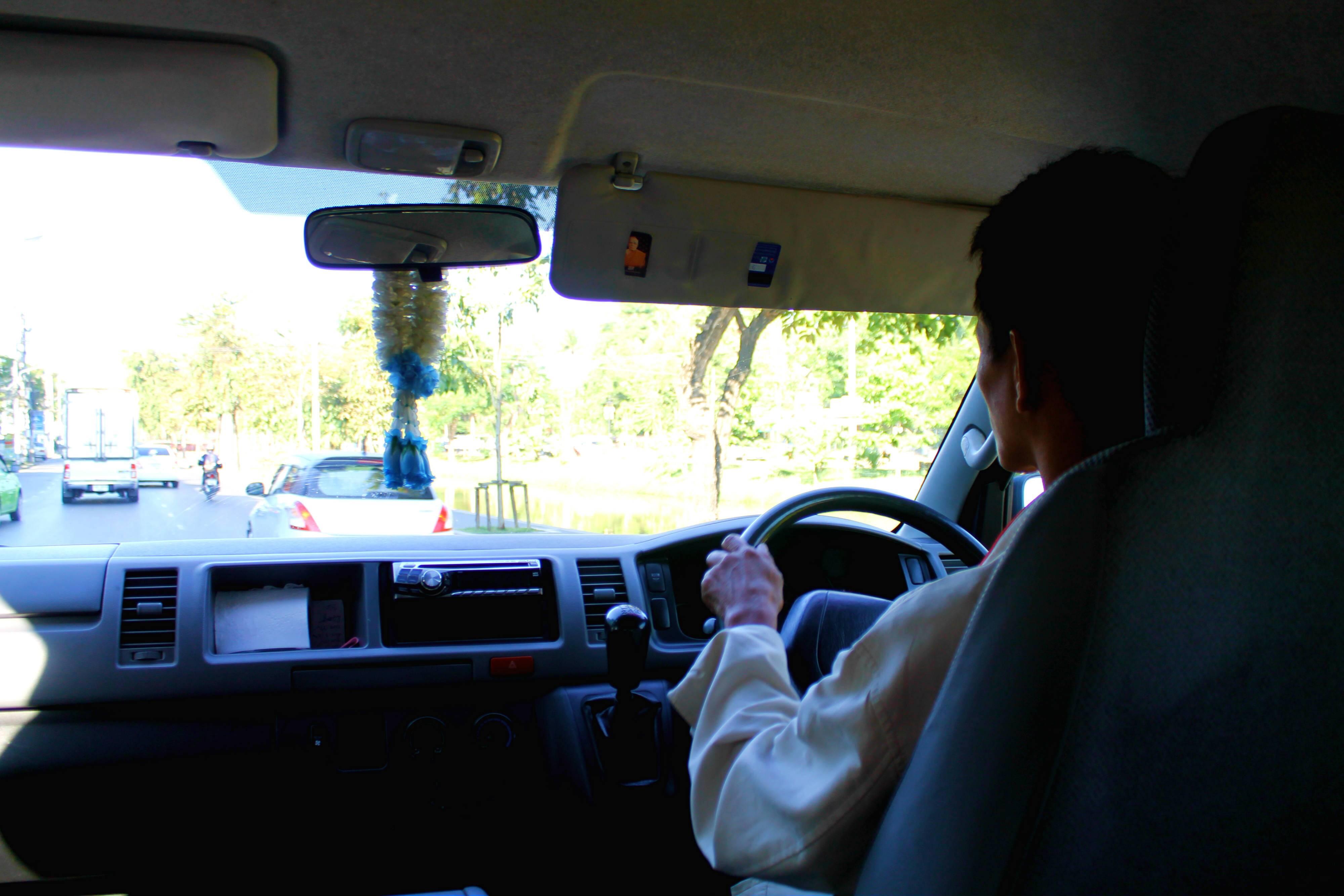 Transporte até o Panviman Chiang Mai Spa Resort