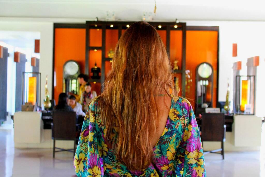 Panviman Chiang Mai Spa Resort - Recepção