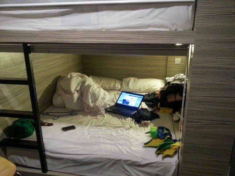 Monkey Nap Hostel em Bangkok