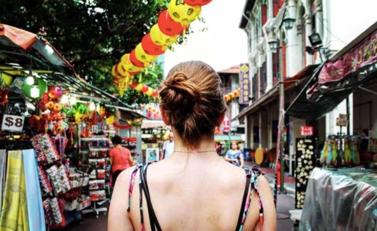 Chinatown, Singapura. Melhores fotos do Instagram