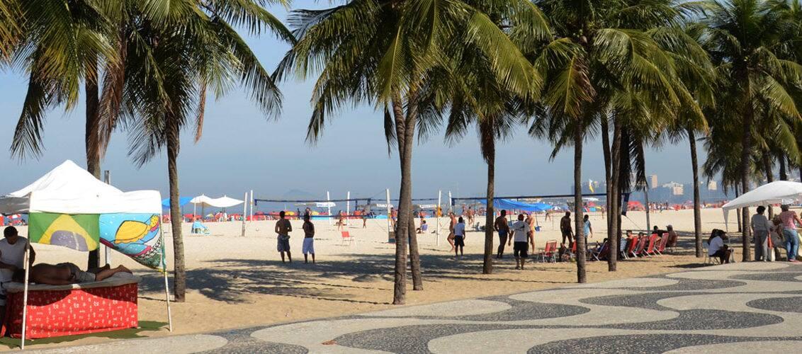 CabanaCopa Hostel em Copacabana, Rio de Janeiro