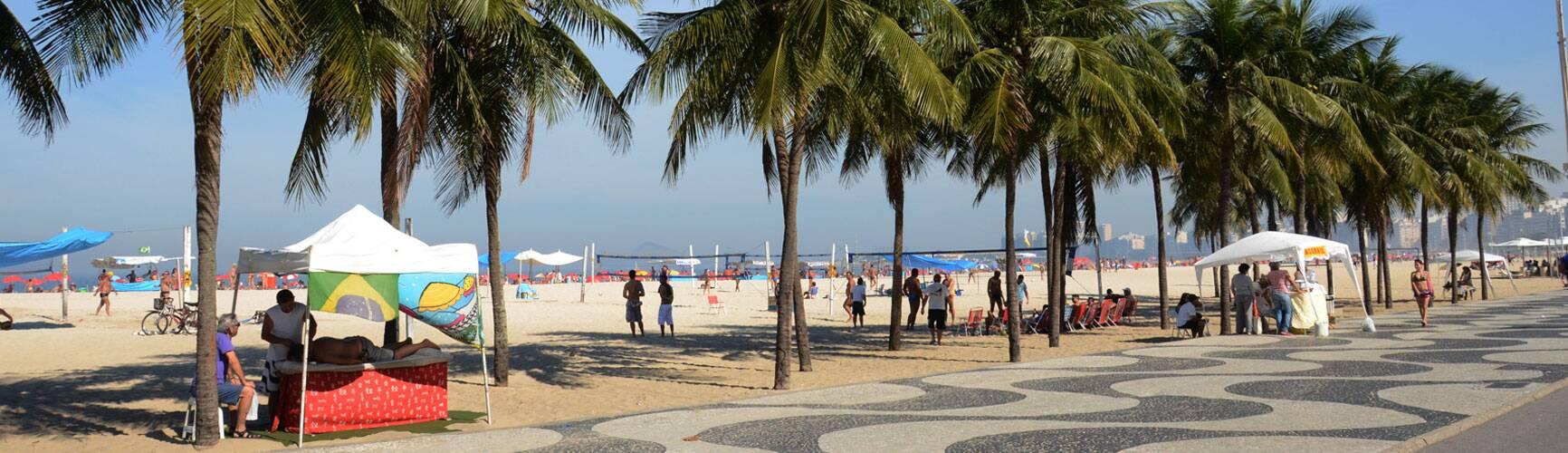 Hostel barato e bem localizado em Copacabana, Rio de Janeiro