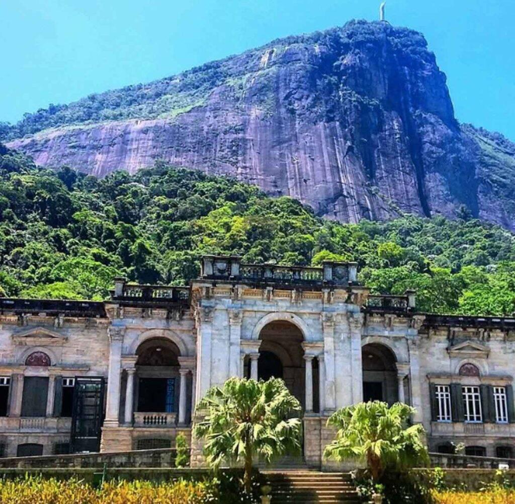 Parque Lage, Rio de Janeiro (Brasil)