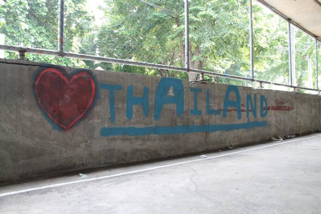 I love Thailand - Bangkok - Falar tailandês