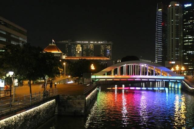Clark Quay - Singapura