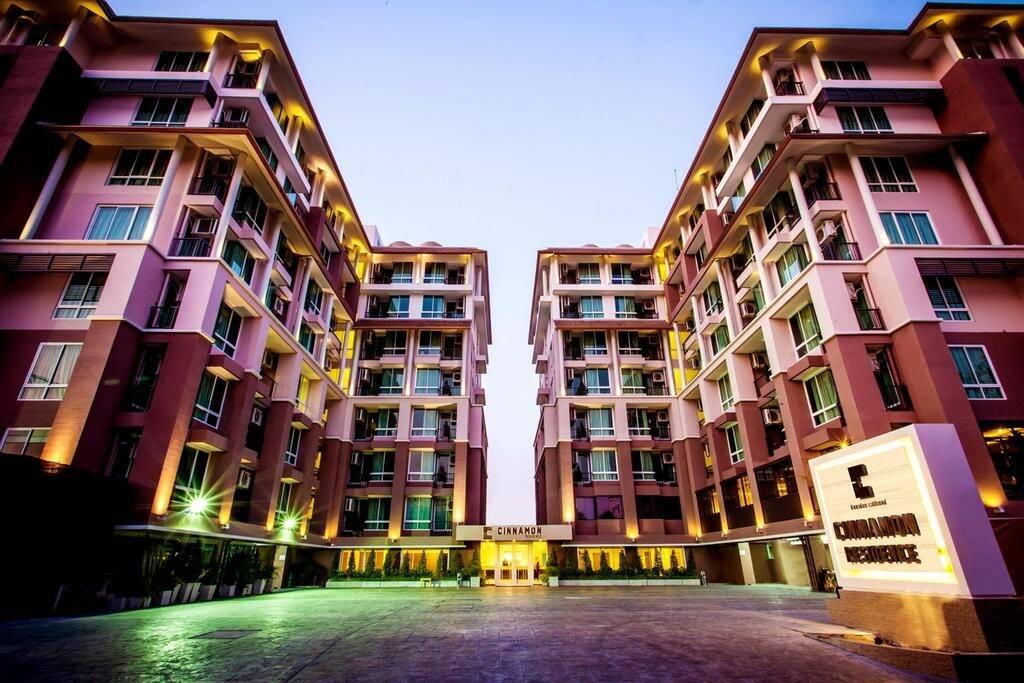 Cinnamon Residence - dica de acomodação em Bangkok