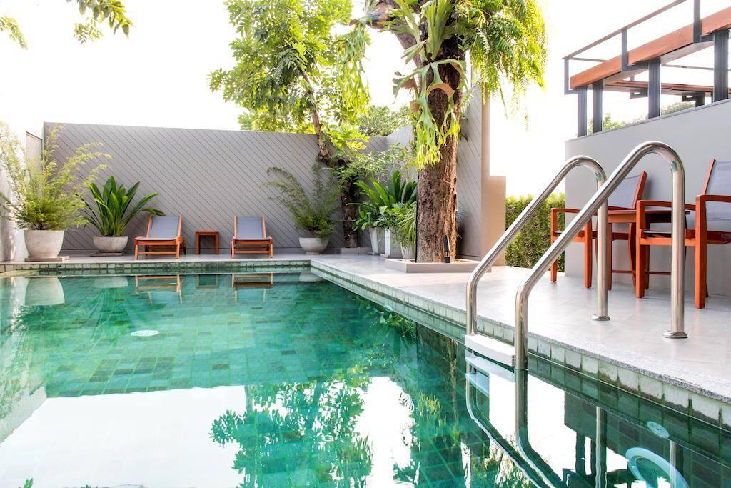 Cinnamon Residence hotel na capital da Tailândia
