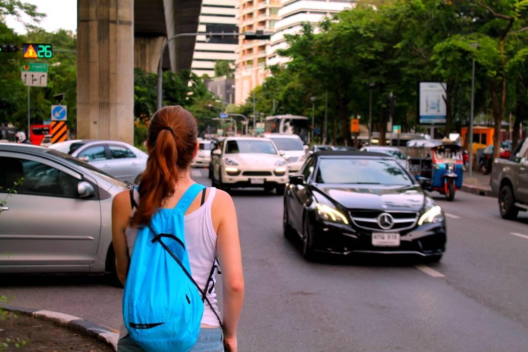 Uber em Bangkok: Dicas de transporte na capital da Tailândia
