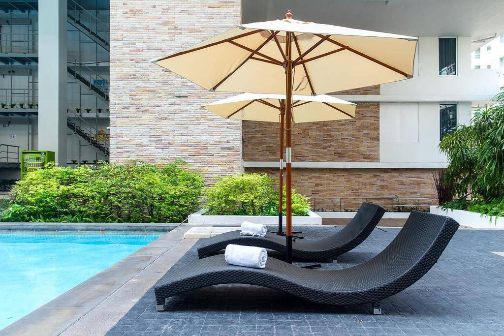 The Capital Resort - pool