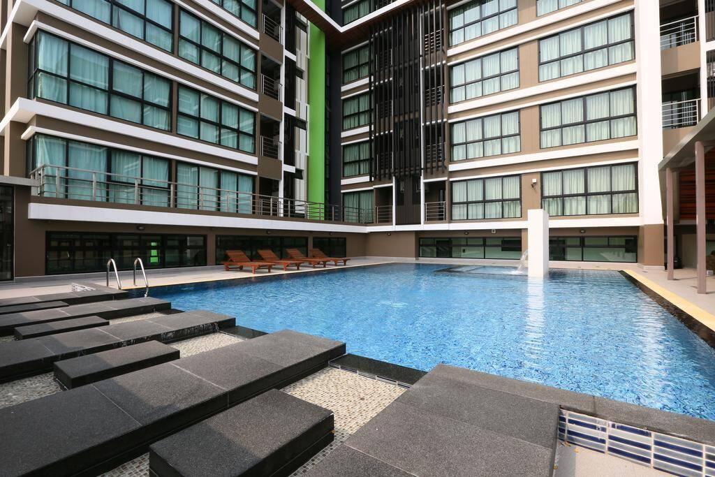 Hotel com piscina em Bangkok na Tailândia