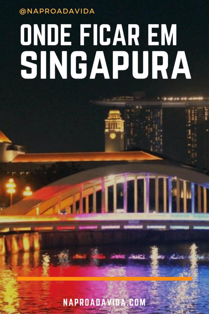 onde ficar em Singapura - pinterest