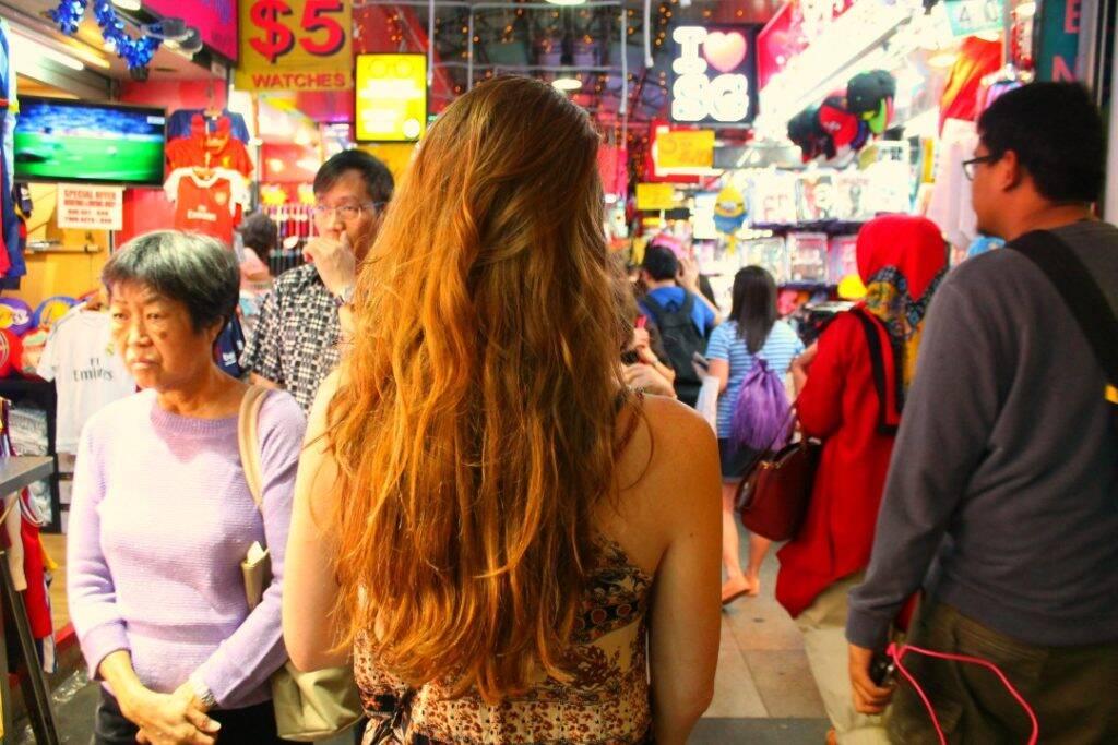 Bugis Street - Singapura