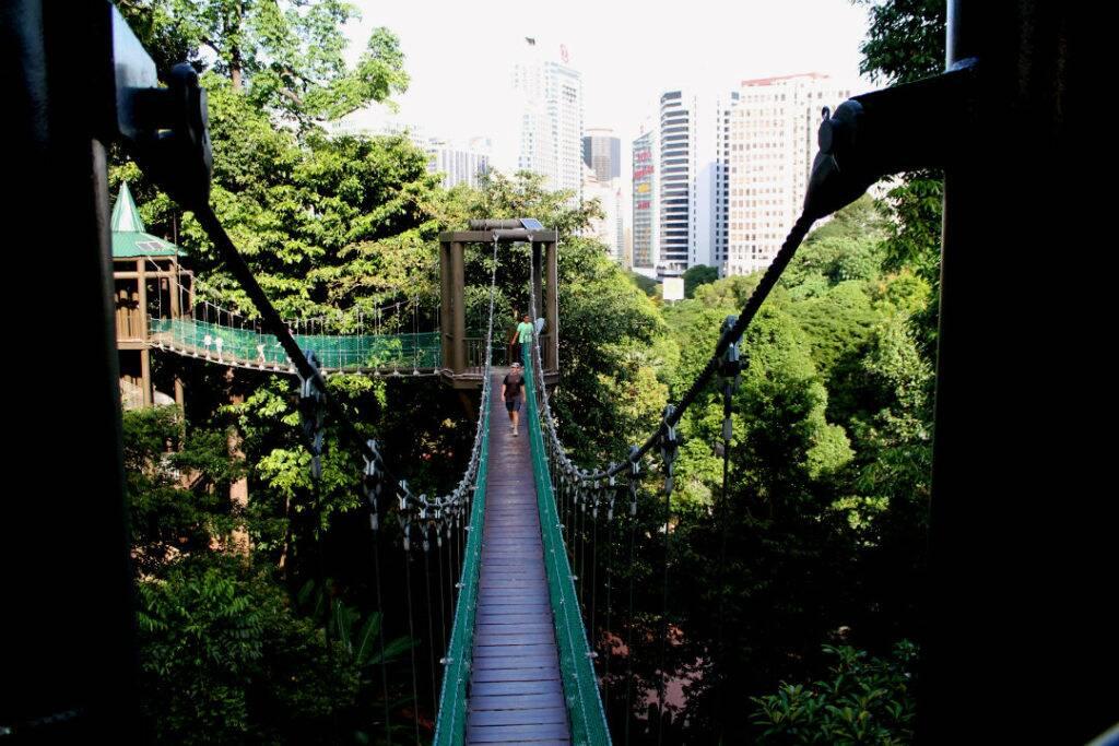 KL Forest Eco Park - Kuala Lumpur, Malásia