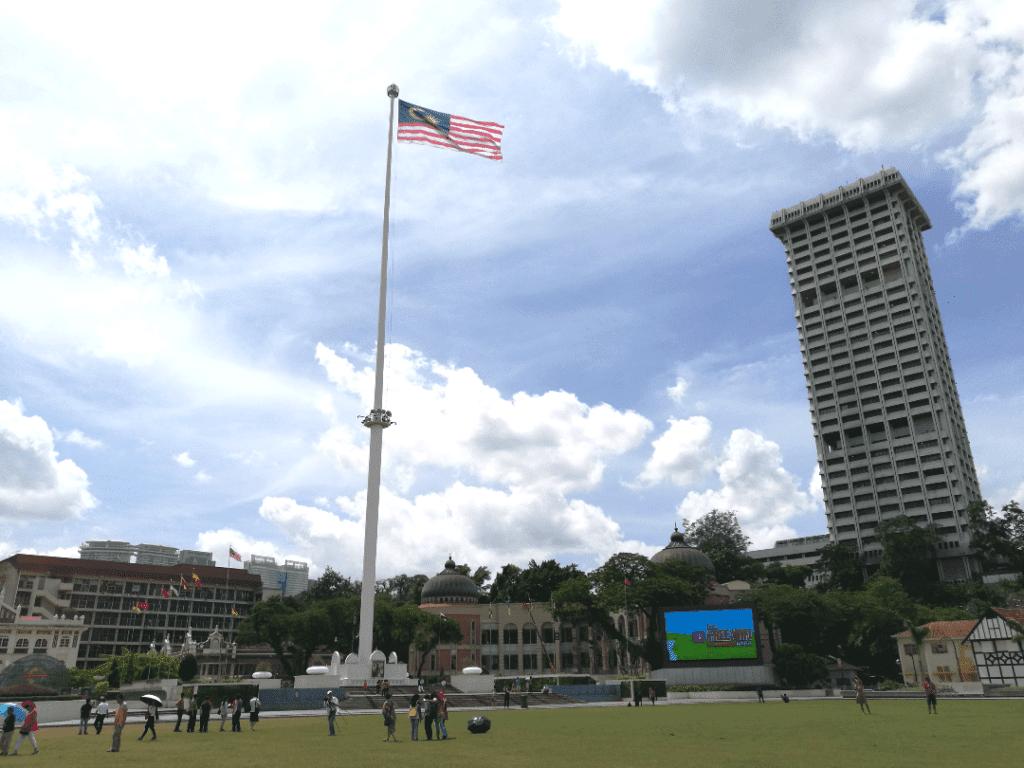Merdeka Square - Kuala Lumpur, Malásia