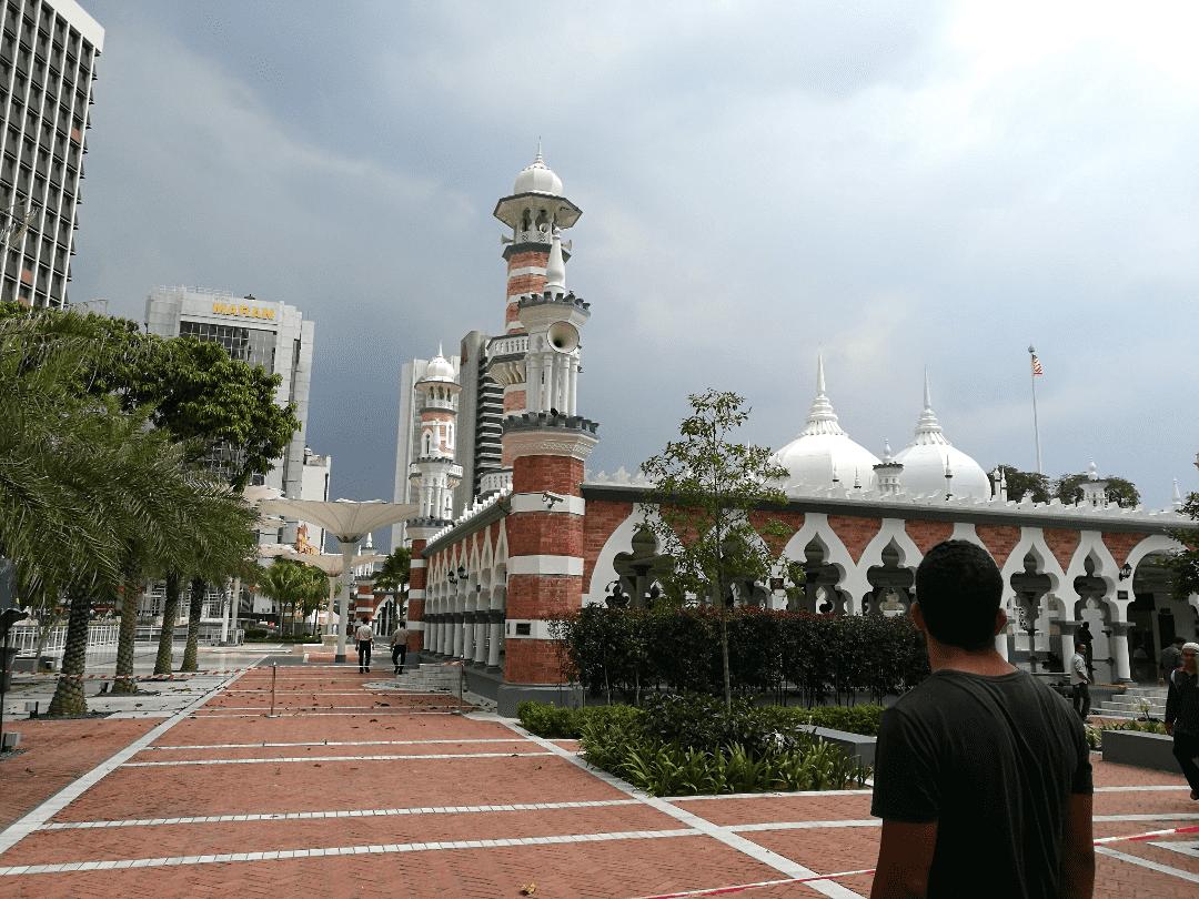 Masjid Jamek Mosque - Kuala Lumpur, Malásia