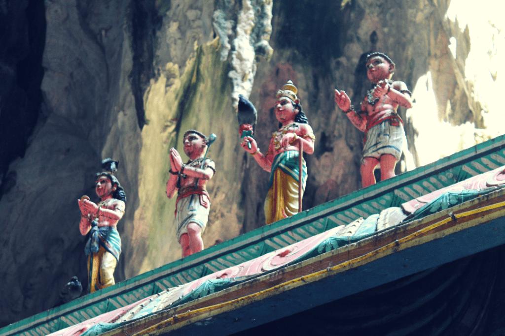Batu Caves - Murugan cave - hindu