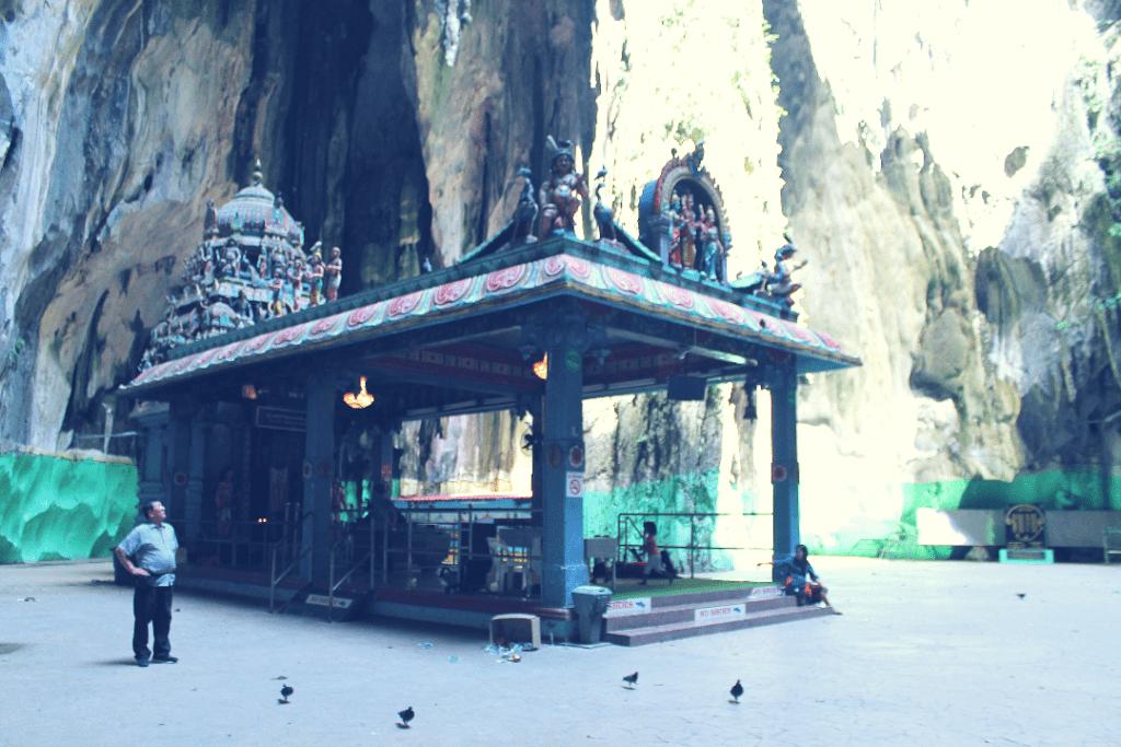 Batu Caves - Murugan temple