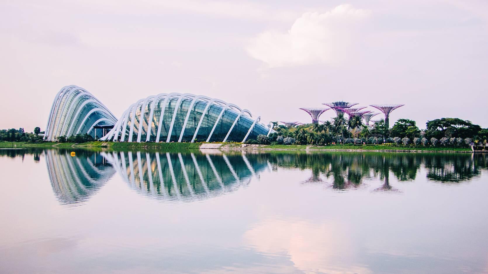 Cloud Forest em Singapura