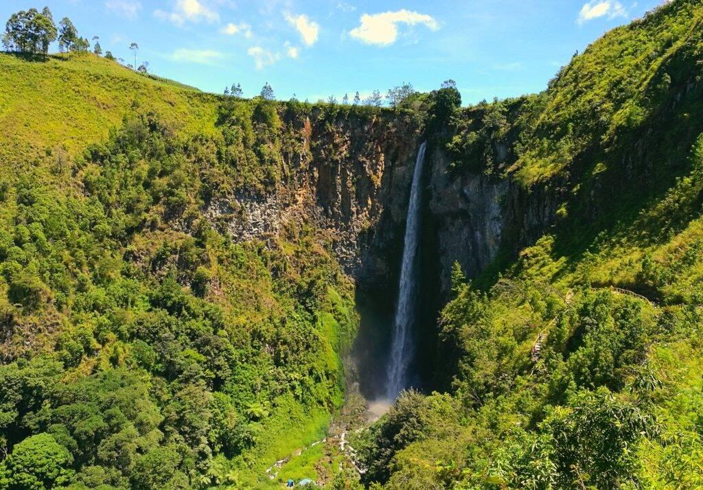 Si Piso Piso Waterfall - dez imagens