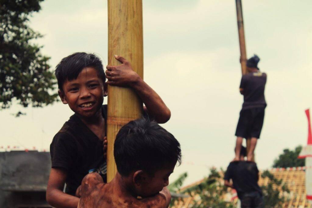 Bandung - Lomba agustusan na Indonesia - Viagem pela Ásia