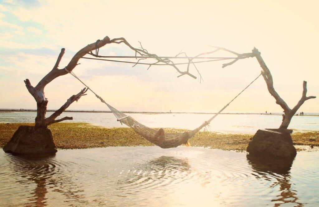 Gili Trawangan sunset_beach Lombok na Indonesia - Viagem pela Ásia