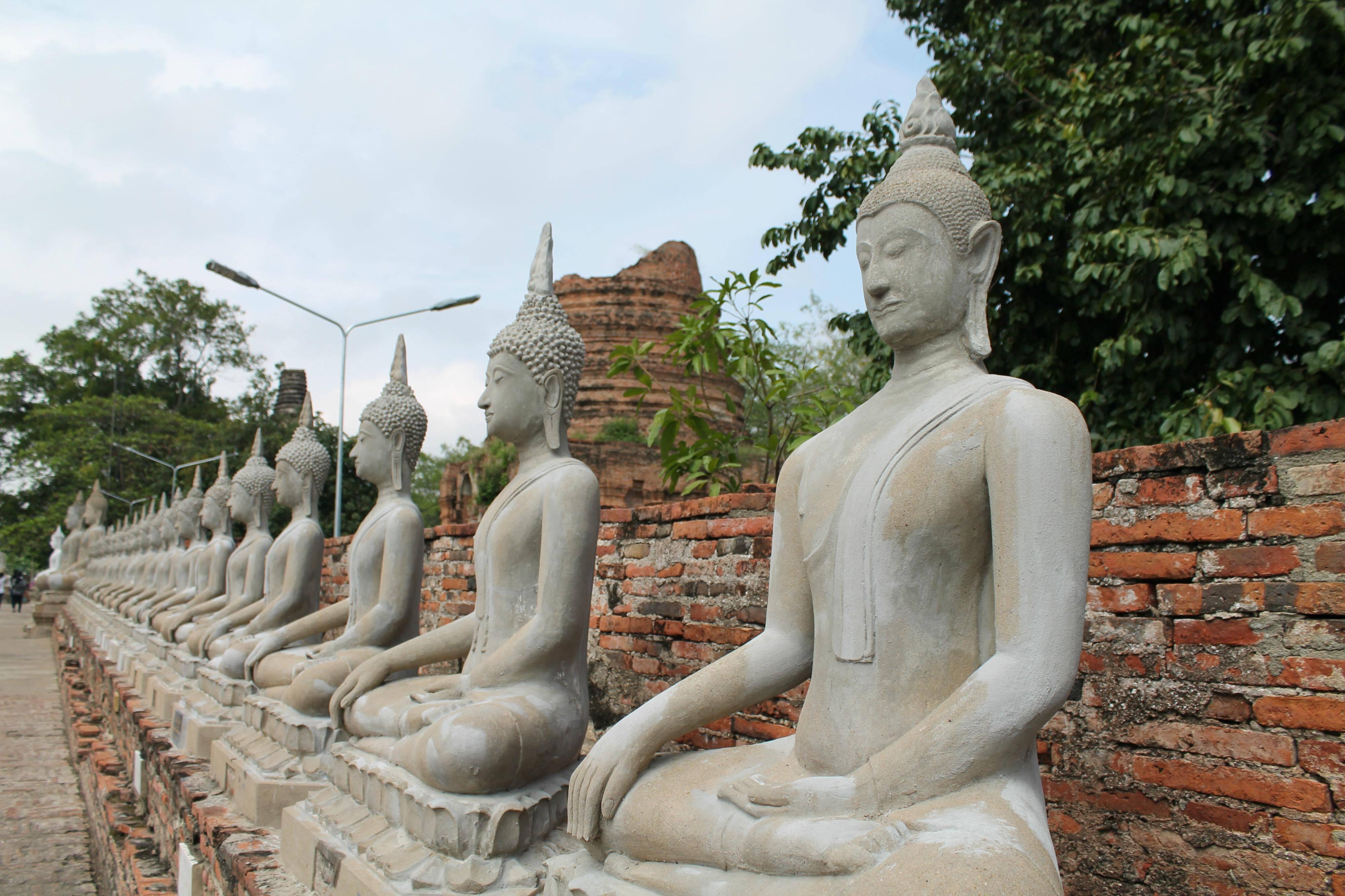 Patrimônios mundiais da UNESCO na Tailândia