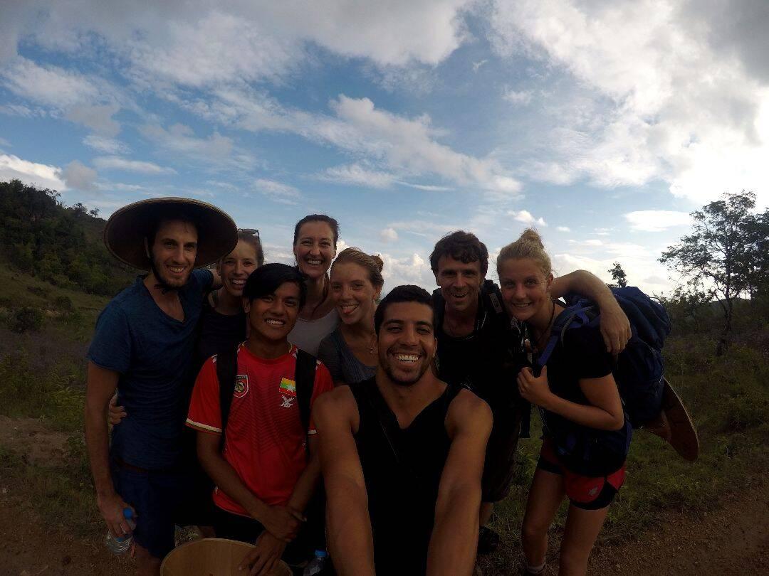 Trekking em Hsipaw, Myanmar: caminhada pelas aldeias da Birmânia