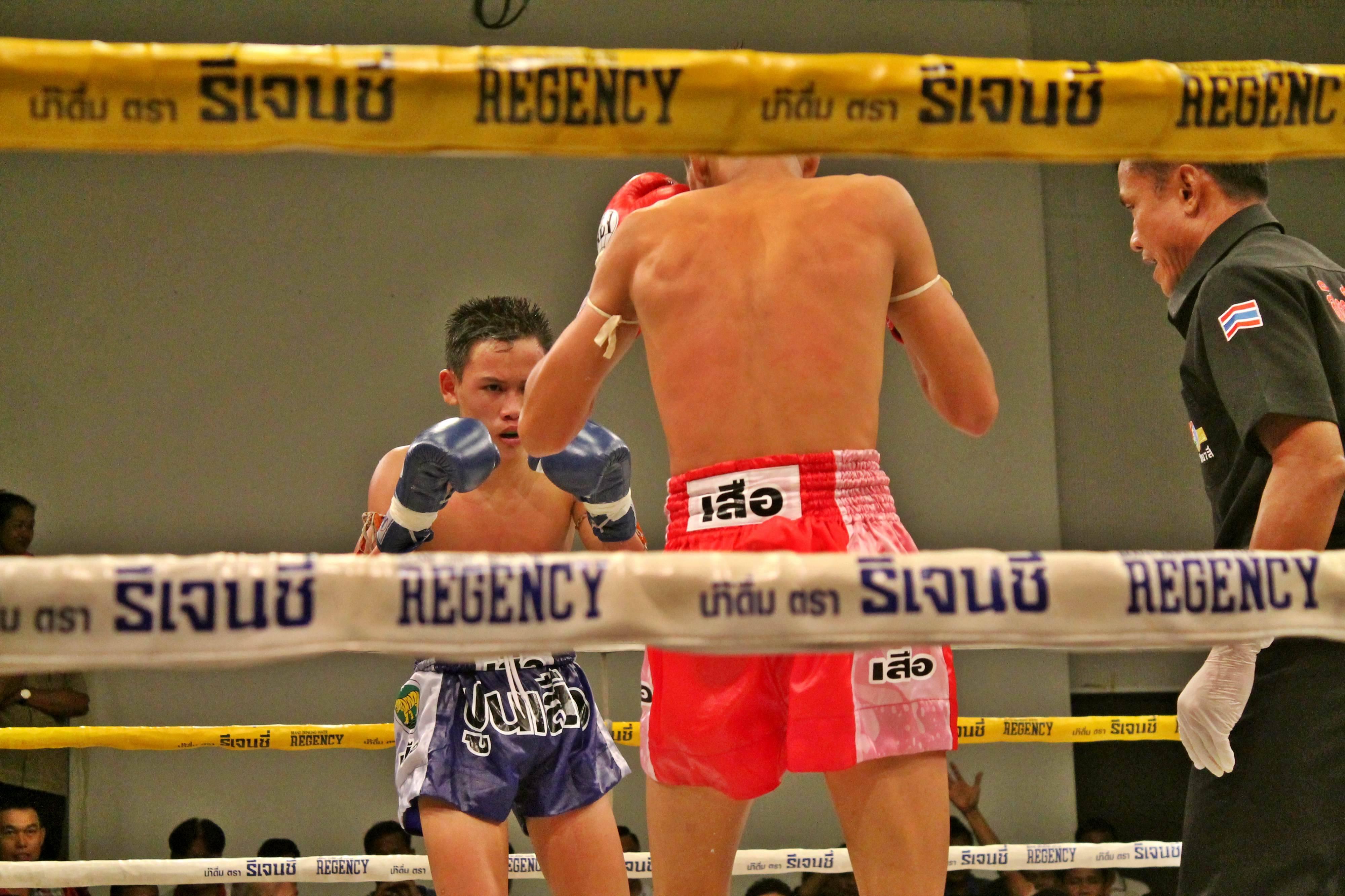 Muay Thai em Bangkok: como assistir uma luta de graça